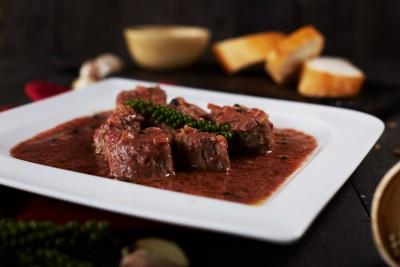 『牛肉のパテ煮』